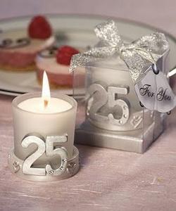 25 годовщина свадьбы