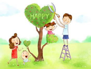 Поздравление с днем семьи