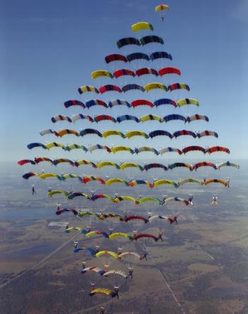 Поздравления с днем парашютиста