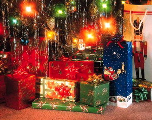 дарят в разных странах на Новый год