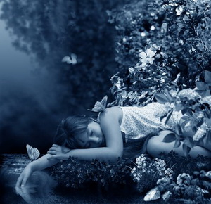 Спокойной ночи любимой девушке